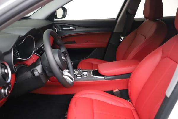 New 2021 Alfa Romeo Stelvio Ti Q4 for sale $53,740 at Alfa Romeo of Westport in Westport CT 06880 15