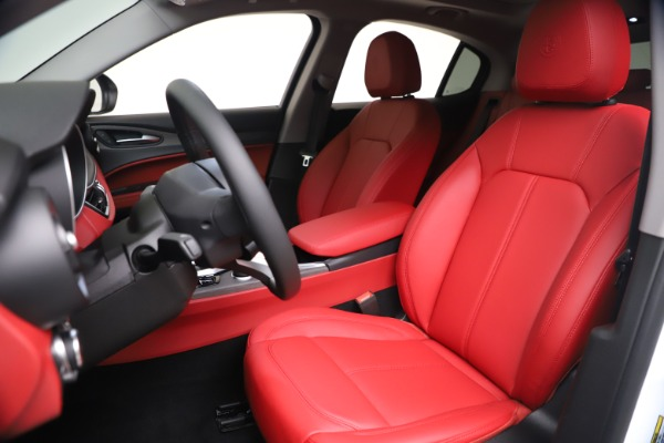 New 2021 Alfa Romeo Stelvio Ti Q4 for sale $53,740 at Alfa Romeo of Westport in Westport CT 06880 16