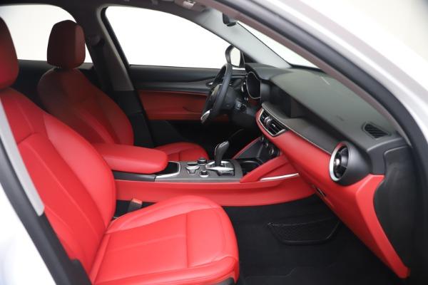 New 2021 Alfa Romeo Stelvio Ti Q4 for sale $53,740 at Alfa Romeo of Westport in Westport CT 06880 20