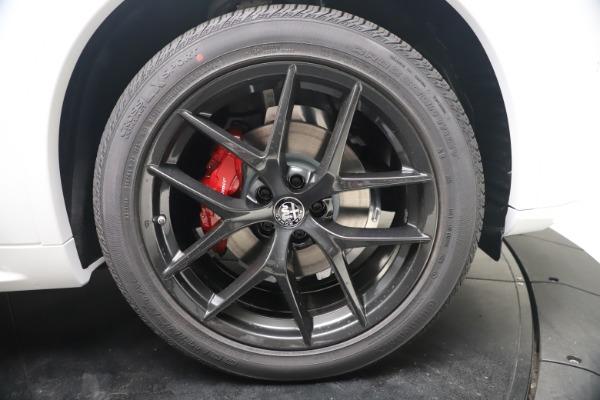 New 2021 Alfa Romeo Stelvio Ti Q4 for sale $53,740 at Alfa Romeo of Westport in Westport CT 06880 23