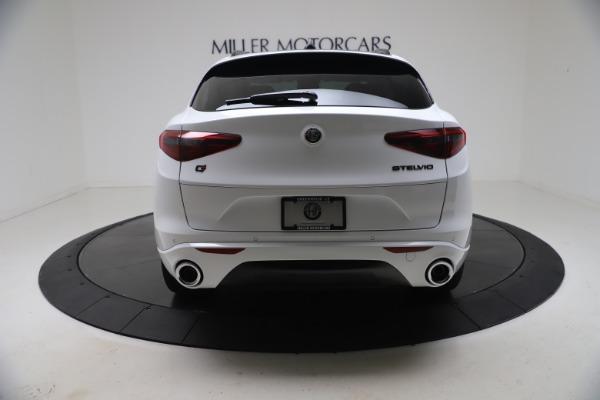 New 2021 Alfa Romeo Stelvio Ti Q4 for sale $53,740 at Alfa Romeo of Westport in Westport CT 06880 7