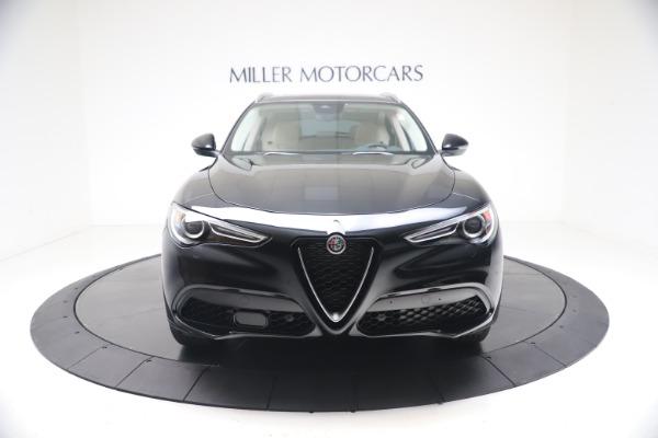 New 2021 Alfa Romeo Stelvio Ti Q4 for sale $54,755 at Alfa Romeo of Westport in Westport CT 06880 12