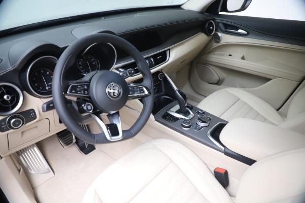 New 2021 Alfa Romeo Stelvio Ti Q4 for sale $54,755 at Alfa Romeo of Westport in Westport CT 06880 15