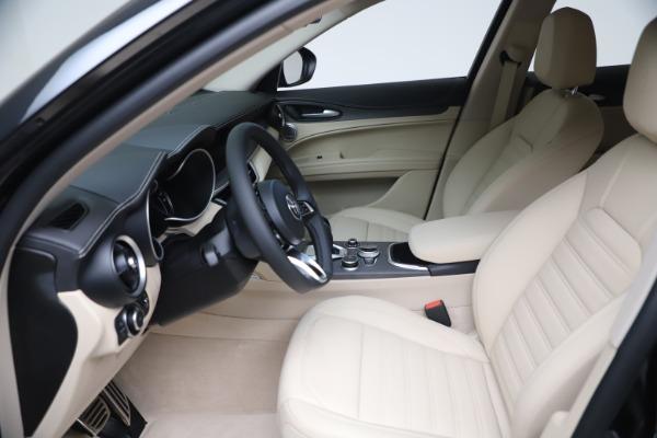 New 2021 Alfa Romeo Stelvio Ti Q4 for sale $54,755 at Alfa Romeo of Westport in Westport CT 06880 16