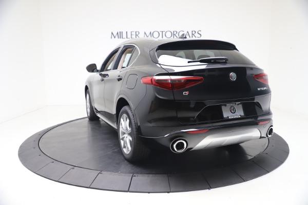 New 2021 Alfa Romeo Stelvio Ti Q4 for sale $54,755 at Alfa Romeo of Westport in Westport CT 06880 5