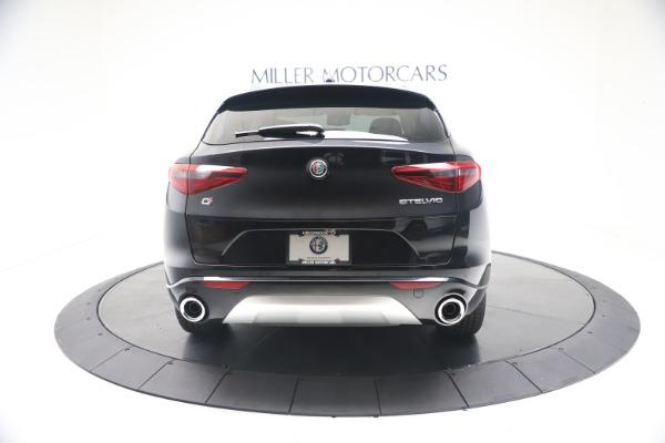 New 2021 Alfa Romeo Stelvio Ti Q4 for sale $54,755 at Alfa Romeo of Westport in Westport CT 06880 6