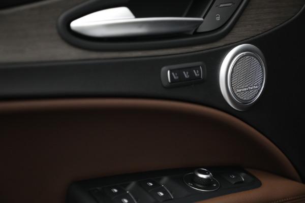 New 2021 Alfa Romeo Stelvio Ti Q4 for sale $54,840 at Alfa Romeo of Westport in Westport CT 06880 20