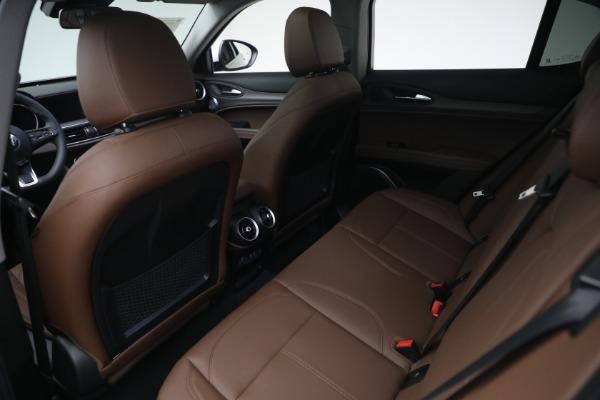New 2021 Alfa Romeo Stelvio Ti Q4 for sale $54,840 at Alfa Romeo of Westport in Westport CT 06880 22