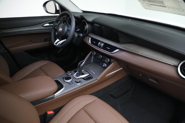 New 2021 Alfa Romeo Stelvio Ti Q4 for sale $54,840 at Alfa Romeo of Westport in Westport CT 06880 27