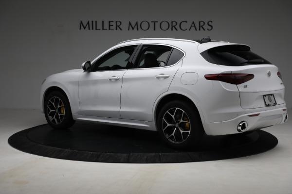 New 2021 Alfa Romeo Stelvio Ti Q4 for sale $54,840 at Alfa Romeo of Westport in Westport CT 06880 4