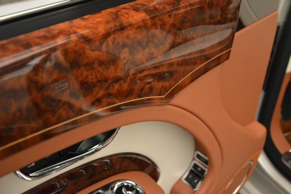 Used 2016 Bentley Mulsanne Speed for sale Sold at Alfa Romeo of Westport in Westport CT 06880 25