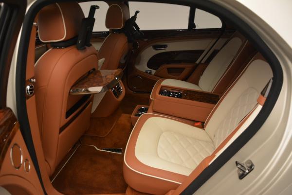 Used 2016 Bentley Mulsanne Speed for sale Sold at Alfa Romeo of Westport in Westport CT 06880 27