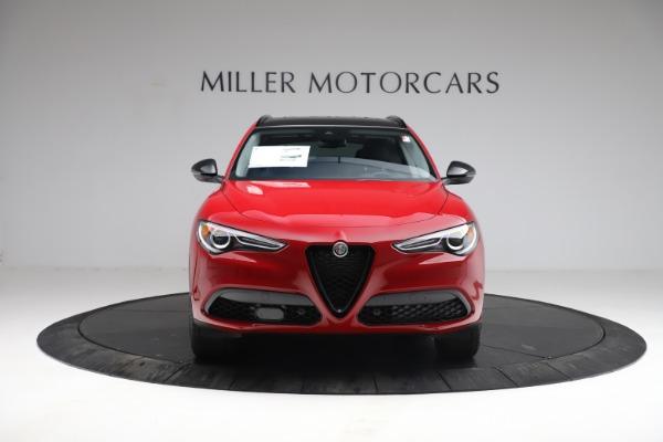 New 2021 Alfa Romeo Stelvio Q4 for sale $50,535 at Alfa Romeo of Westport in Westport CT 06880 15