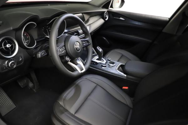 New 2021 Alfa Romeo Stelvio Q4 for sale $50,535 at Alfa Romeo of Westport in Westport CT 06880 16