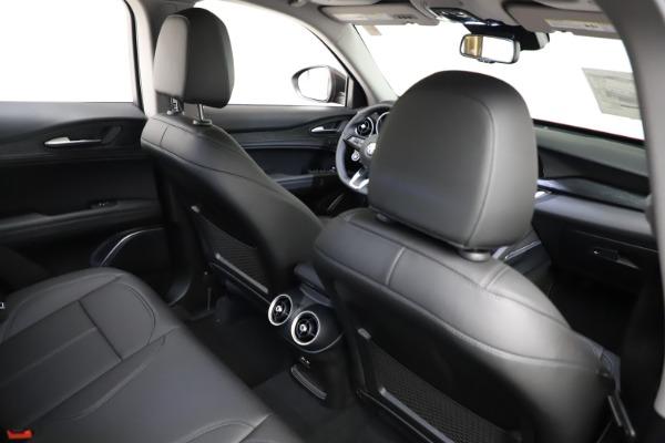 New 2021 Alfa Romeo Stelvio Q4 for sale $50,535 at Alfa Romeo of Westport in Westport CT 06880 26