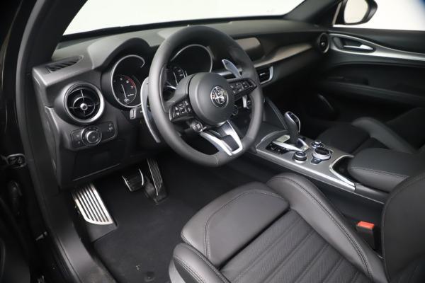 New 2021 Alfa Romeo Stelvio Ti Sport Q4 for sale $56,900 at Alfa Romeo of Westport in Westport CT 06880 13