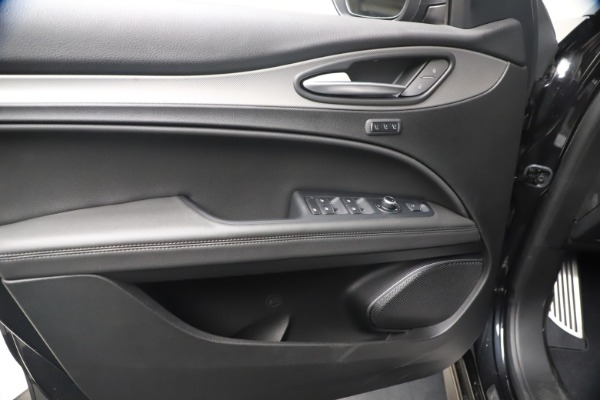 New 2021 Alfa Romeo Stelvio Ti Sport Q4 for sale $56,900 at Alfa Romeo of Westport in Westport CT 06880 16