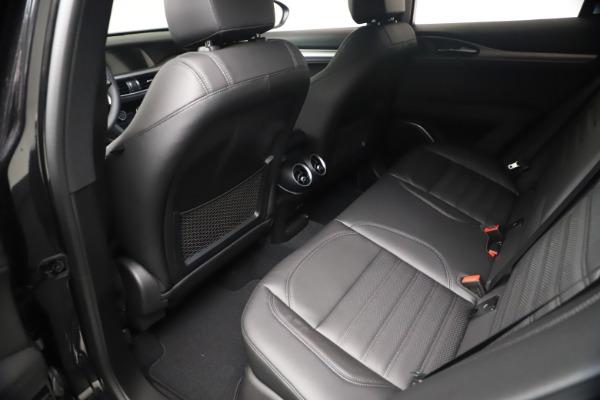 New 2021 Alfa Romeo Stelvio Ti Sport Q4 for sale $56,900 at Alfa Romeo of Westport in Westport CT 06880 17