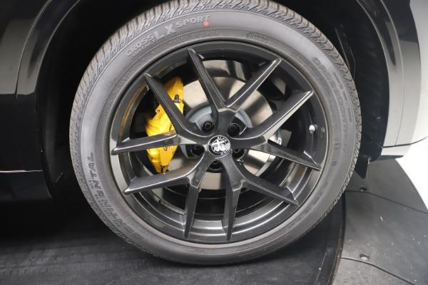 New 2021 Alfa Romeo Stelvio Ti Sport Q4 for sale $56,900 at Alfa Romeo of Westport in Westport CT 06880 22