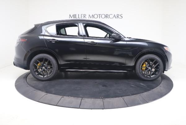 New 2021 Alfa Romeo Stelvio Ti Sport Q4 for sale $56,900 at Alfa Romeo of Westport in Westport CT 06880 9