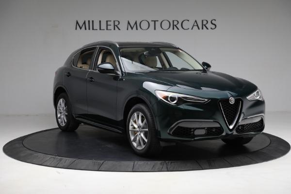 New 2021 Alfa Romeo Stelvio Ti Q4 for sale $55,205 at Alfa Romeo of Westport in Westport CT 06880 11
