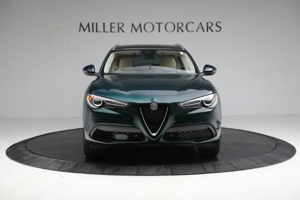 New 2021 Alfa Romeo Stelvio Ti Q4 for sale $55,205 at Alfa Romeo of Westport in Westport CT 06880 12