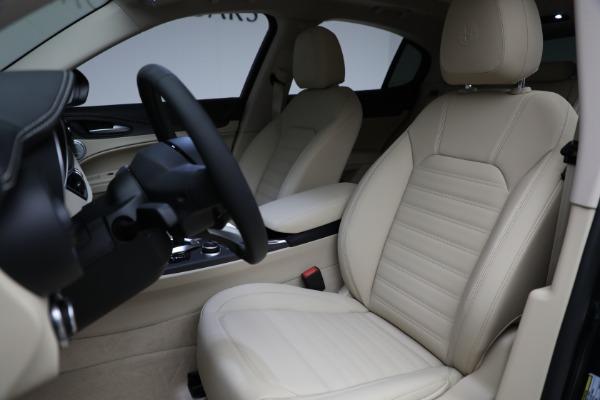 New 2021 Alfa Romeo Stelvio Ti Q4 for sale $55,205 at Alfa Romeo of Westport in Westport CT 06880 15