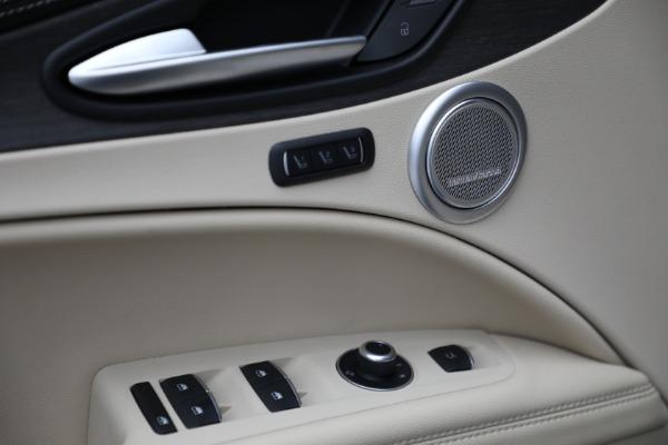 New 2021 Alfa Romeo Stelvio Ti Q4 for sale $55,205 at Alfa Romeo of Westport in Westport CT 06880 18
