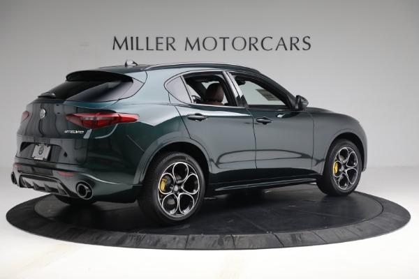 New 2021 Alfa Romeo Stelvio Ti Sport Q4 for sale Sold at Alfa Romeo of Westport in Westport CT 06880 8