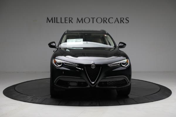 New 2021 Alfa Romeo Stelvio Ti Q4 for sale $57,400 at Alfa Romeo of Westport in Westport CT 06880 12