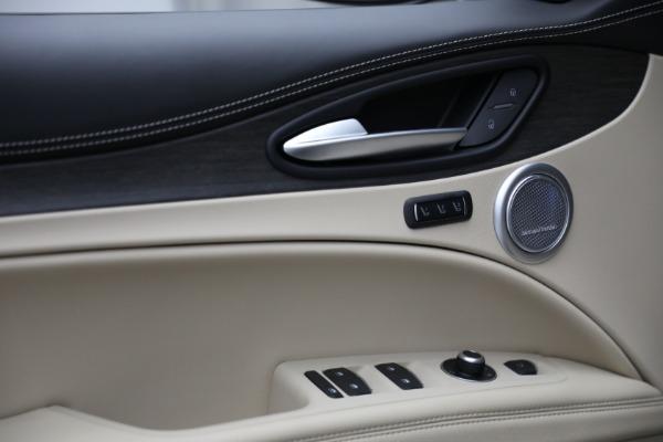 New 2021 Alfa Romeo Stelvio Ti Q4 for sale $57,400 at Alfa Romeo of Westport in Westport CT 06880 14