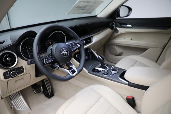 New 2021 Alfa Romeo Stelvio Ti Q4 for sale $57,400 at Alfa Romeo of Westport in Westport CT 06880 15