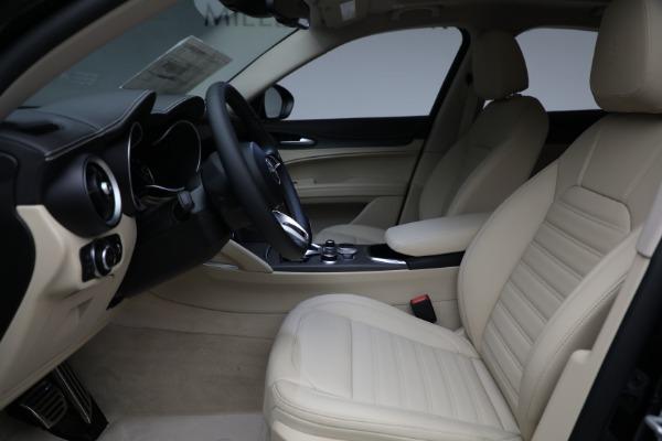New 2021 Alfa Romeo Stelvio Ti Q4 for sale $57,400 at Alfa Romeo of Westport in Westport CT 06880 16