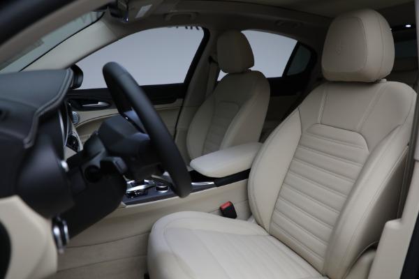 New 2021 Alfa Romeo Stelvio Ti Q4 for sale $57,400 at Alfa Romeo of Westport in Westport CT 06880 17