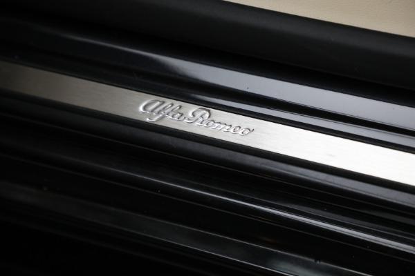 New 2021 Alfa Romeo Stelvio Ti Q4 for sale $57,400 at Alfa Romeo of Westport in Westport CT 06880 23