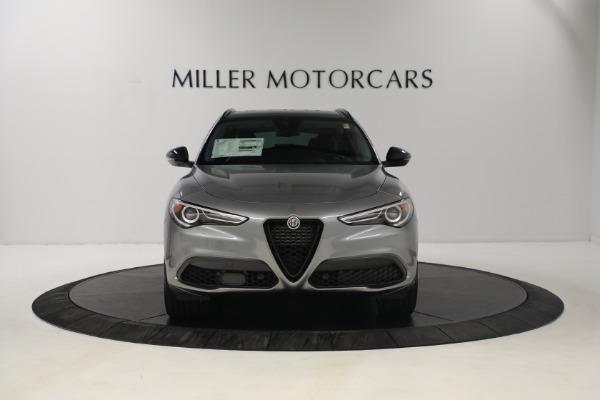New 2021 Alfa Romeo Stelvio Ti Q4 for sale $54,400 at Alfa Romeo of Westport in Westport CT 06880 11