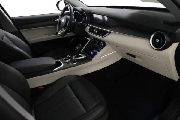 New 2021 Alfa Romeo Stelvio Ti Q4 for sale $54,400 at Alfa Romeo of Westport in Westport CT 06880 20