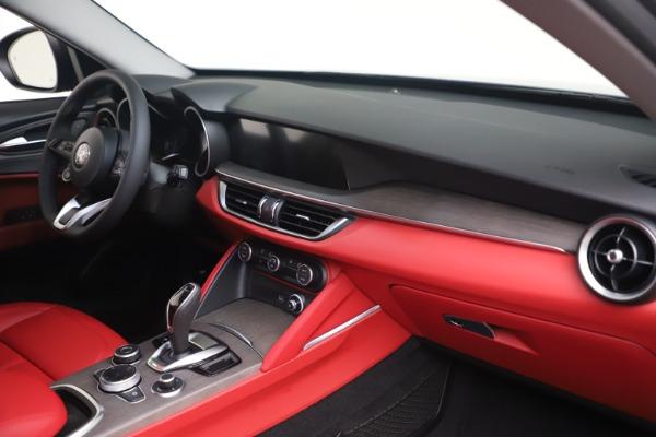 New 2021 Alfa Romeo Stelvio Ti Q4 for sale $54,400 at Alfa Romeo of Westport in Westport CT 06880 15