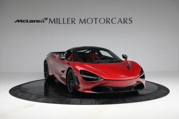 Used 2020 McLaren 720S Performance for sale $334,900 at Alfa Romeo of Westport in Westport CT 06880 11
