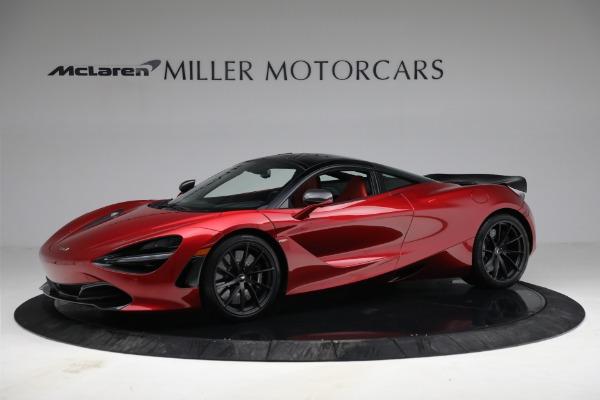 Used 2020 McLaren 720S Performance for sale $334,900 at Alfa Romeo of Westport in Westport CT 06880 2