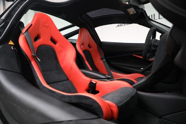 Used 2020 McLaren 720S Performance for sale $334,900 at Alfa Romeo of Westport in Westport CT 06880 23