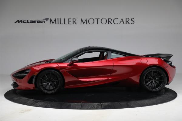 Used 2020 McLaren 720S Performance for sale $334,900 at Alfa Romeo of Westport in Westport CT 06880 3