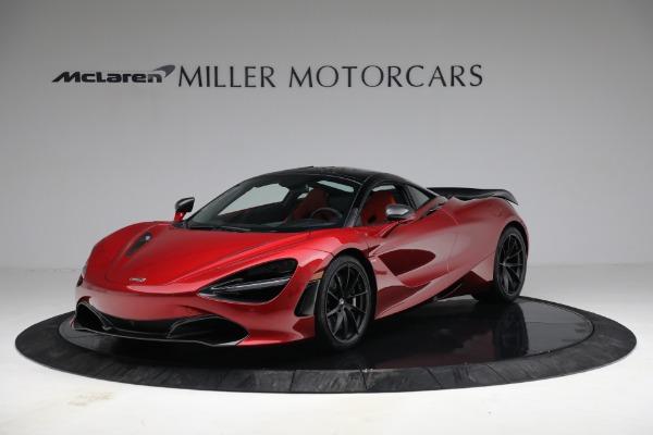 Used 2020 McLaren 720S Performance for sale $334,900 at Alfa Romeo of Westport in Westport CT 06880 1