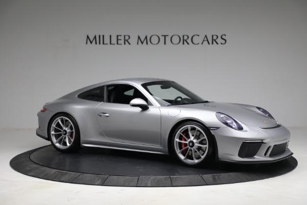 Used 2018 Porsche 911 GT3 Touring for sale $245,900 at Alfa Romeo of Westport in Westport CT 06880 10