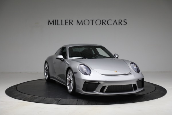 Used 2018 Porsche 911 GT3 Touring for sale $245,900 at Alfa Romeo of Westport in Westport CT 06880 11