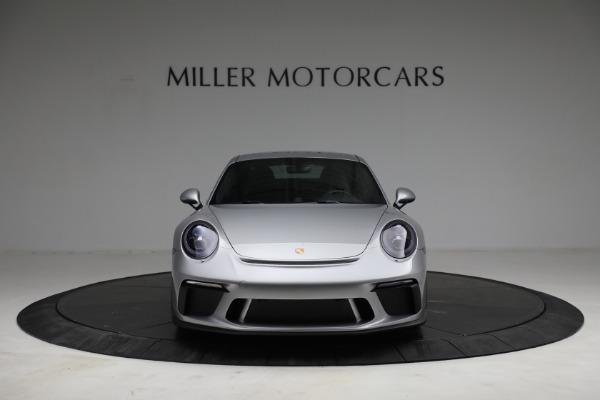 Used 2018 Porsche 911 GT3 Touring for sale $245,900 at Alfa Romeo of Westport in Westport CT 06880 12