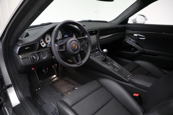 Used 2018 Porsche 911 GT3 Touring for sale $245,900 at Alfa Romeo of Westport in Westport CT 06880 13