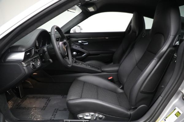 Used 2018 Porsche 911 GT3 Touring for sale $245,900 at Alfa Romeo of Westport in Westport CT 06880 14
