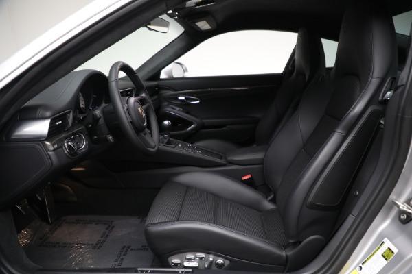 Used 2018 Porsche 911 GT3 Touring for sale $245,900 at Alfa Romeo of Westport in Westport CT 06880 15