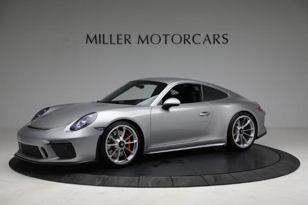 Used 2018 Porsche 911 GT3 Touring for sale $245,900 at Alfa Romeo of Westport in Westport CT 06880 2
